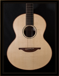 Lowden S-35 in Madagascar Rosewood with Alpine Spruce Top
