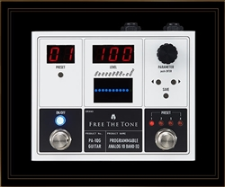 Free The Tone PA-1QG Programmable Analog 10 Band EQ Pedal