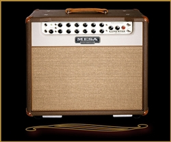 Mesa Boogie Lone Star Special ® 1x12 Combo in Cocoa Bronco with Cream Front Panel