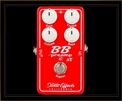 Xotic Limited Edition Andy Timmons BB Preamp