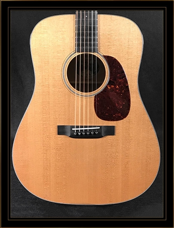 "Collings D1 with Baked Sitka Spruce Top and 1 3/4"" Nut Width"
