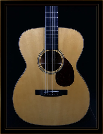 Collings Julian Lage Signature OM1 with Adirondack Spruce Top