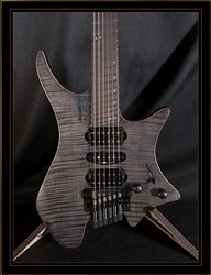Strandberg Boden Fusion in Transparent Black