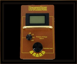 AmpRx BrownBox Voltage Attenuator for Guitar Amplifiers