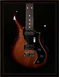 PRS S2 Vela in McCarty Tobacco Sunburst