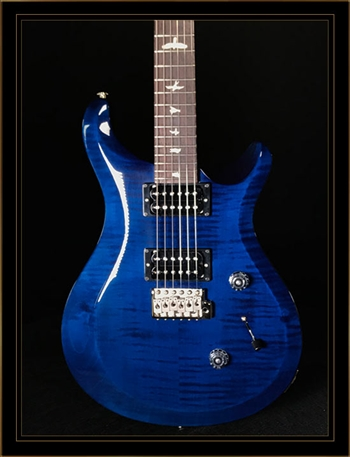 PRS S2 Custom 24 in Whale Blue