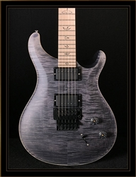 PRS Dustie Waring DW CE24 Floyd Limited Edition in Gray Black