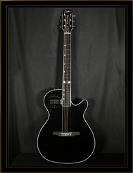 Godin Multiac Steel Doyle Dykes Signature Edition in Black