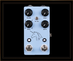 JHS Unicorn v2 Vibe pedal with Tap-Tempo