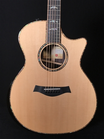 Taylor 914CE Rosewood Grand Auditorium with V-Class Bracing