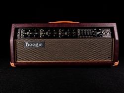 Mesa Boogie Custom Mark V Head in Wine Taurus