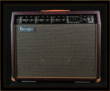 Mesa Boogie Mark V 1x12 Combo in Wine Taurus with Gold Grille