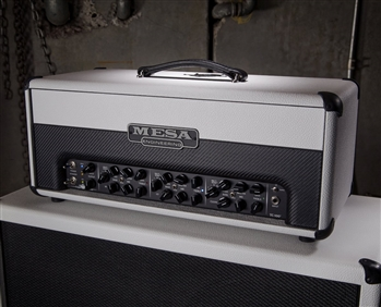 Mesa Boogie Triple Crown TC-100 Head in Hot White