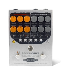 Origin Effects Revival Drive Overdrive Pedal