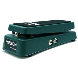Mission Engineering EP1-KP Expression Pedal for Kemper Amps in Green