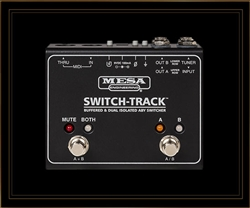 Mesa Boogie Switch-Track Buffered and Dual Isolated ABY Switcher
