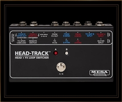 Mesa Boogie Head-Track Head + FX Loop Switcher