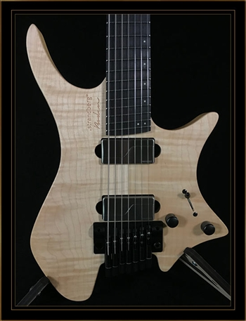 Strandberg Boden Prog 7 in Natural