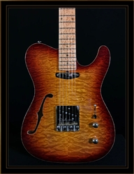 Fibenare Roadmaster 56 Thinline in Sunburst