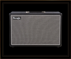 Mesa Boogie 2x12 Fillmore Speaker Cabinet in Black with Tinsel Grille
