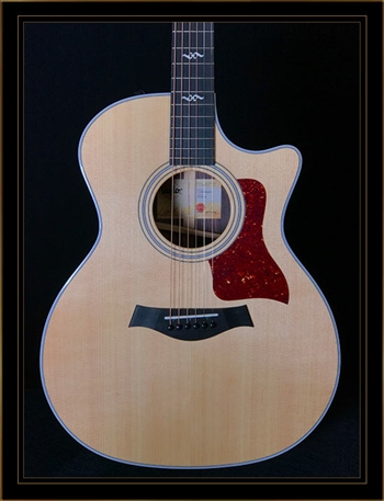 Taylor 414CE-R Rosewood Grand Auditorium Acoustic-Electric with V-Class Bracing