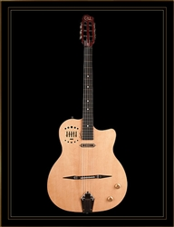 Godin Multiac Gypsy Jazz in Natural