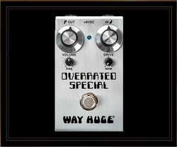Way Huge Smalls Overrated Special Overdrive Pedal