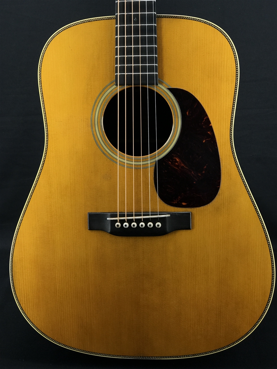 Martin D 28 Authentic 1937 Aged