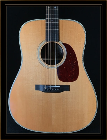 "Collings D2HA with 1 3/4"" Nut Width and Baked Adirondack Spruce Top"