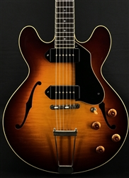 Collings I-30LC in Aged Tobacco Sunburst
