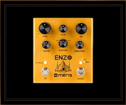 Meris Enzo Multi-Voice Instrument Synthesizer Pedal