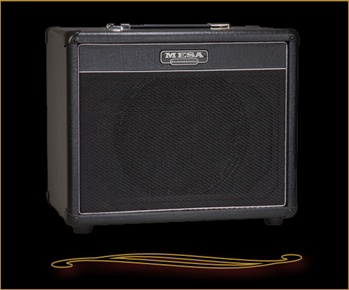 "Mesa Boogie Lone Star 19"" 1x12 Extension Cabinet"
