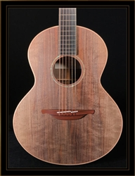 Lowden S-35W Figured English Walnut