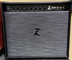 Preowned Dr. Z Z-Lux 1x12 Combo in Black with Black Grille