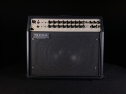 Mesa Boogie Rosette 300 One:Ten Acoustic Combo in Black Taurus with Black Jute Grille