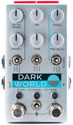 Chase Bliss Audio Dark World Dual Channel Reverb Pedal