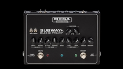 Mesa Boogie Subway Plus DI Bass Preamp Pedal