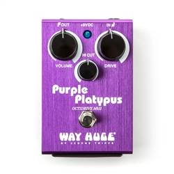 Way Huge WHE800 Purple Platypus Octidrive Pedal