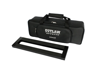 Outlaw Effects Nomad S128 Compact Rechargeable Powered Pedalboard