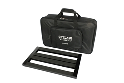 Outlaw Effects Nomad M128 Compact Rechargeable Powered Pedalboard
