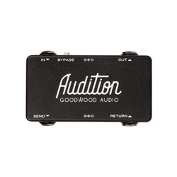 Goodwood Audio Audition Audio Interface for Pedalboards