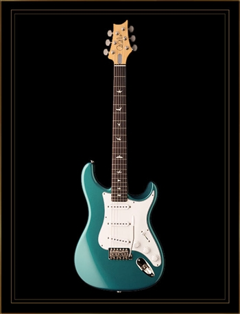 PRS John Mayer Signature Model Silver Sky in Dodgem Blue