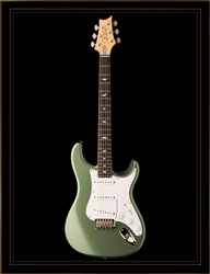 PRS John Mayer Signature Model Silver Sky in Orion Green