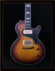 Nik Huber Krautster II Custom in 2-Tone Sunburst with Double Bound Cedro Body