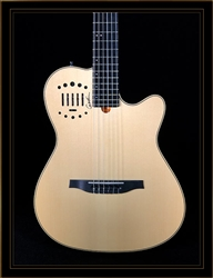 Godin Multiac Nylon Duet Ambiance in Natural