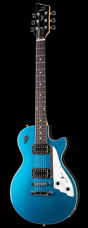Duesenberg Starplayer Special in Catalina Blue