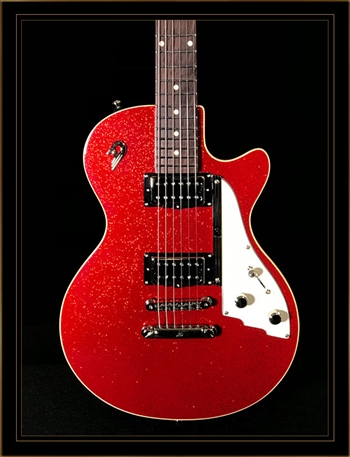 Duesenberg Starplayer Special in Red Sparkle