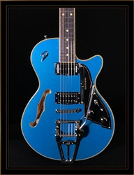 Duesenberg Starplayer III in Catalina Blue