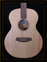 Cole Clark Angel 1 with Bunya Top and Queensland Maple Back and Sides