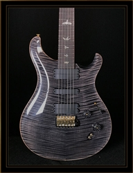 PRS 509 in Grey Black with Flame Maple 10 Top